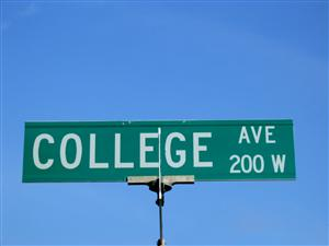 college and community college